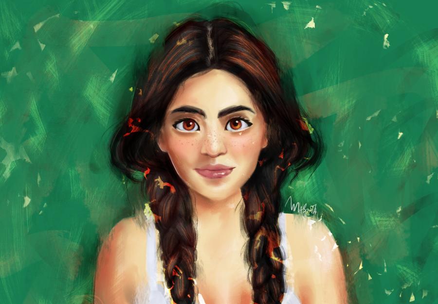 portrait agnieszka maszota